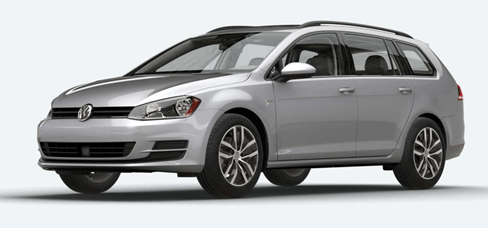 Volkswagen Golf Sportswagen Limited Edition