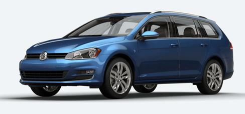 Volkswagen Golf Sportswagen SE
