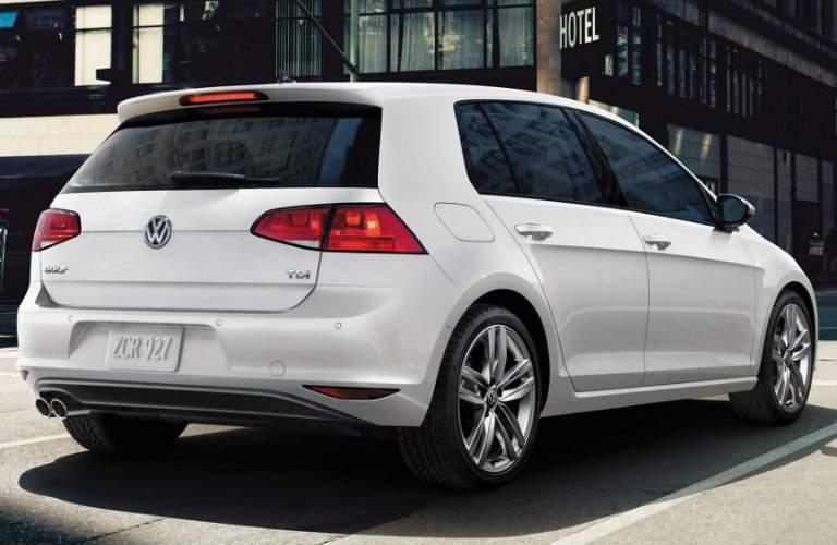 Used Volkswagen Golf TDI Orange County CA