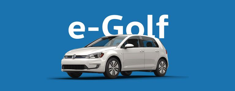 2017 Volkswagen e-Golf Orange County CA