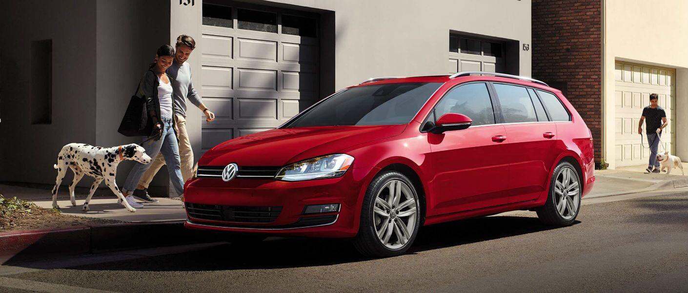2017 Volkswagen Golf Sportwagen Orange County Ca