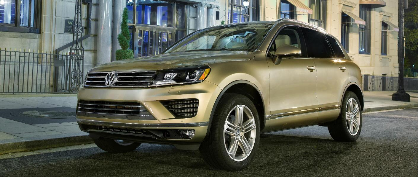 2017 Volkswagen Touareg Orange County Ca
