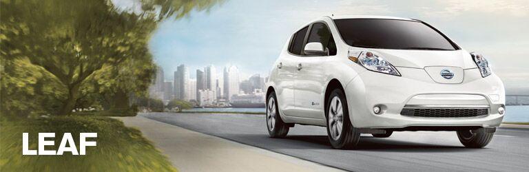 2016 Nissan Leaf Sacramento CA