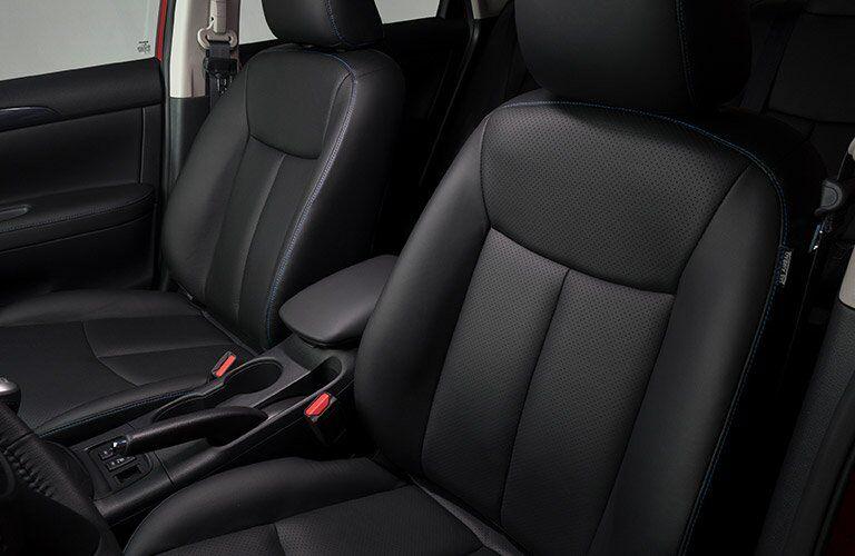 2017 Nissan Sentra seat material