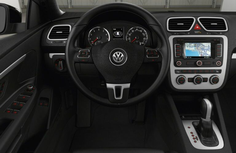 2016 VW Eos Interior