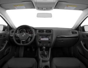 Jetta Interior Space And Seating