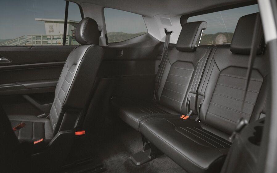 Volkswagen Atlas Interior Space