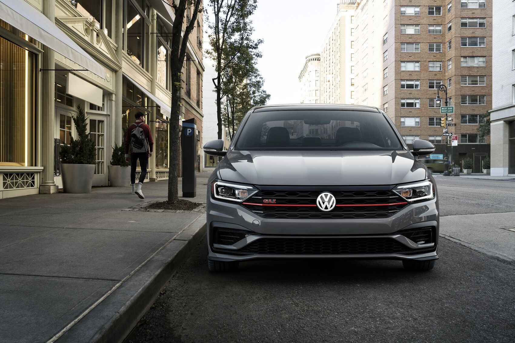 2019 Volkswagen Jetta GLI Features