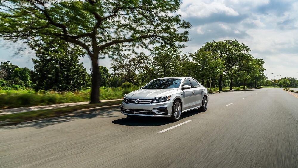 2019 Volkswagen Passat Performance