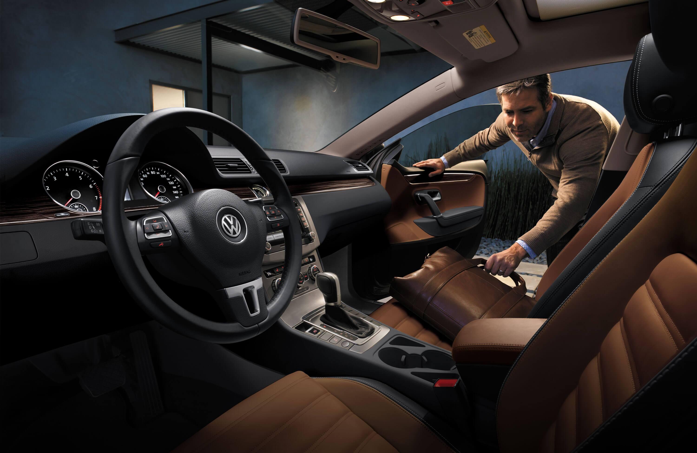Volkswagen CC Interior Irvine, CA