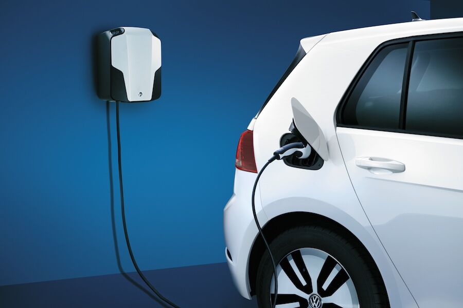 2019 Volkswagen e-Golf Charge