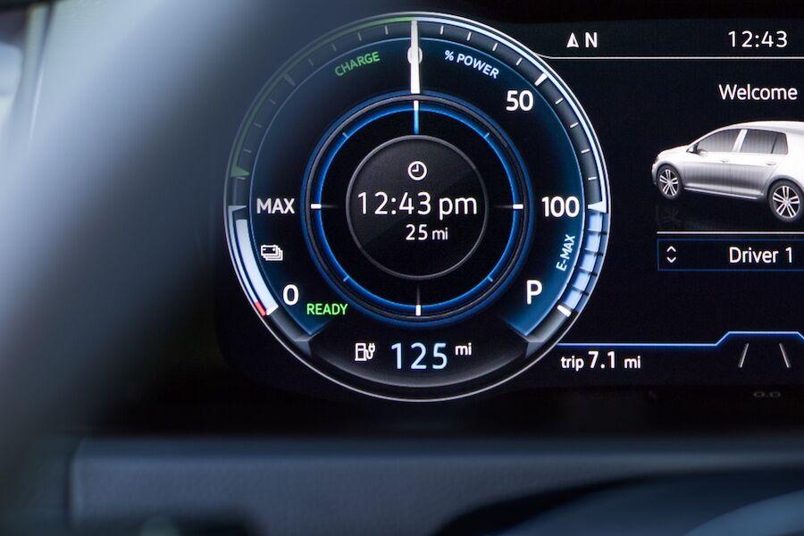 2019 Volkswagen e-Golf Technology