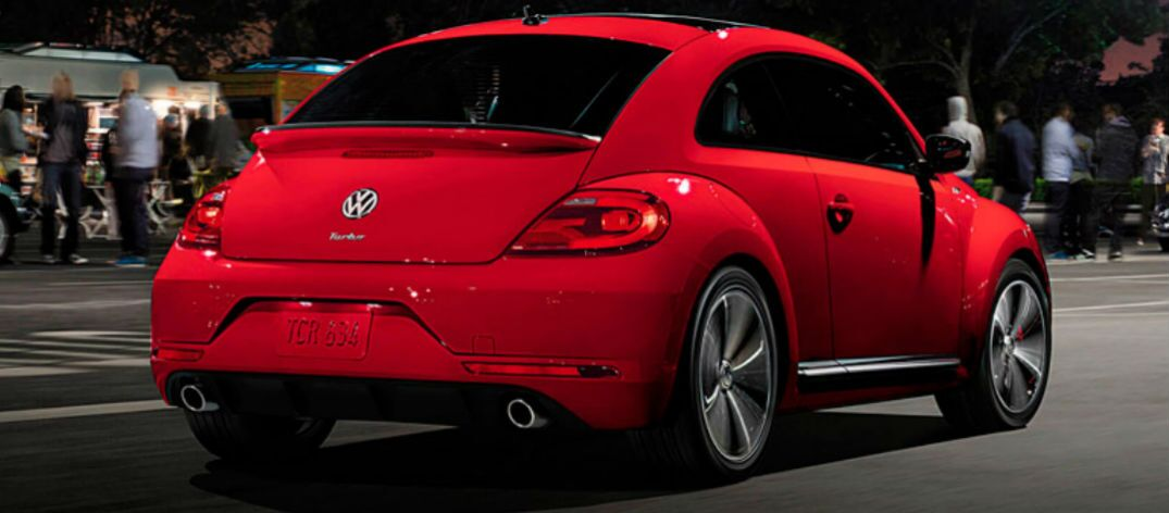 2015 Volkswagen Beetle Seattle WA
