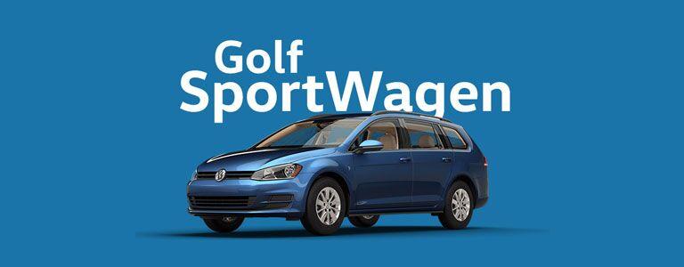 2016 Volkswagen Golf SportWagen Seattle WA