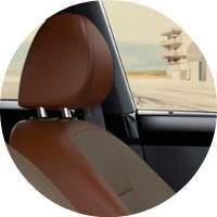 Volkswagen Beetle Headrests