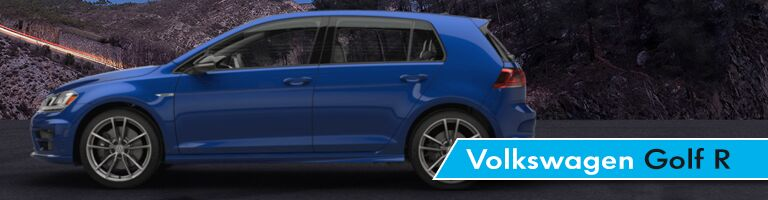 You may also like the 2017 Volkswagen Golf R