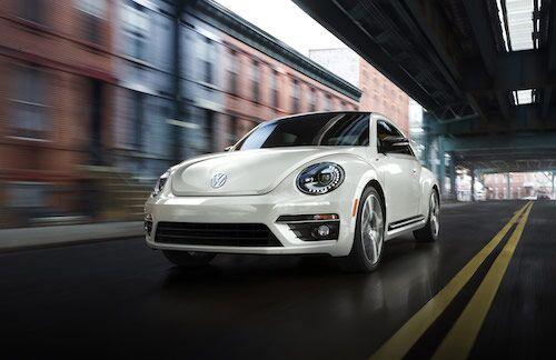 2017 Volkswagen Beetle In El Paso Texas