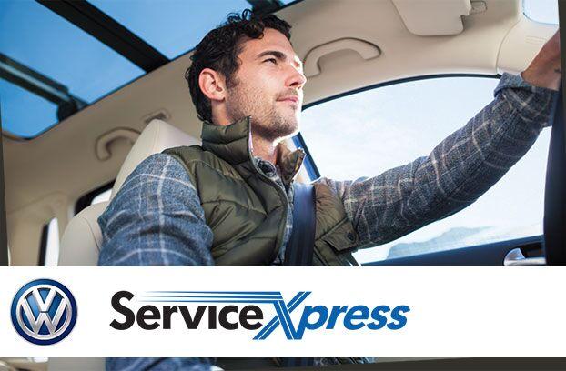 Volkswagen Service Express in El Paso, TX