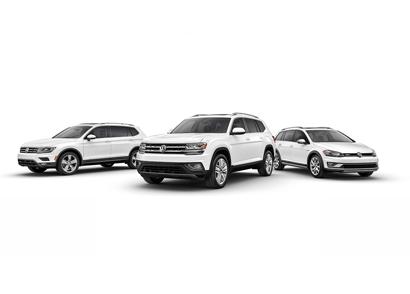 Volkswagen models in El Paso, TX