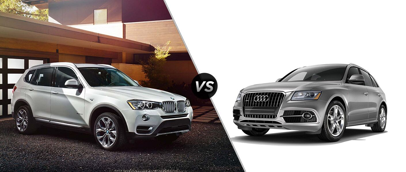 2016 bmw x3 vs 2016 audi q5. Black Bedroom Furniture Sets. Home Design Ideas