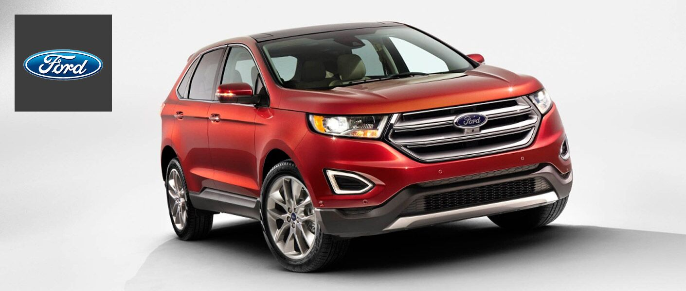The 2015 Ford Edge Tampa Bay FL is strong and smart.