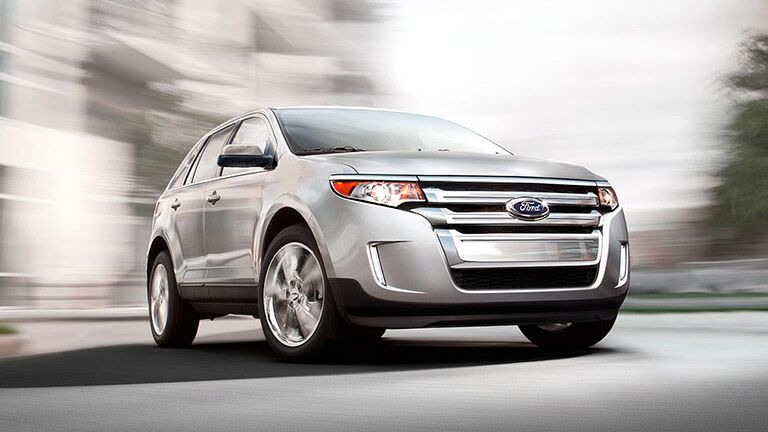 The 2015 Ford Edge is sleek and stylish, but what else would you expect from Ford?