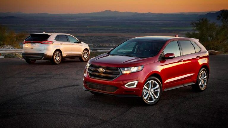 Get the 2015 Ford Edge Tampa FL today at Brandon Ford!