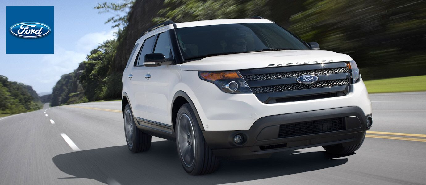 The 2015 Ford Explorer Tampa Bay FL is an efficient, powerful SUV.