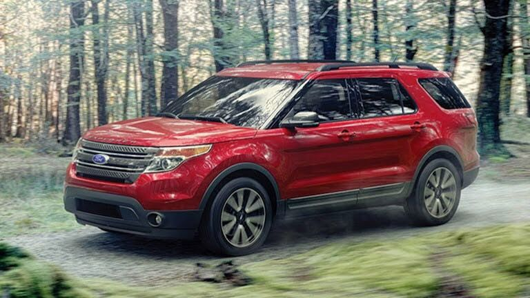 The 2015 Ford Explorer Tampa Bay FL is fun and easy to drive.