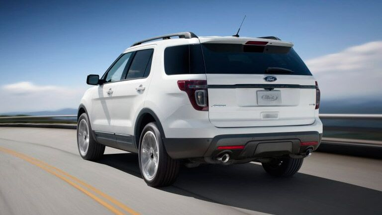 2015 Ford Explorer in Tampa FL