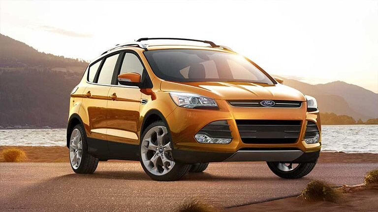 The 2016 Ford Escape can handle any type of terrain.