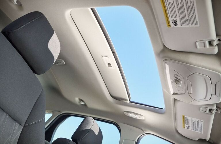 2017 Ford Focus sunroof