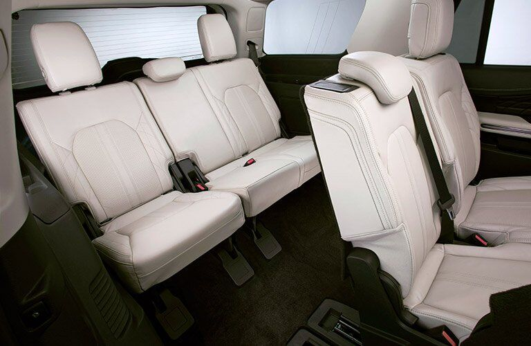 2018 Ford Expedition full interior passenger space