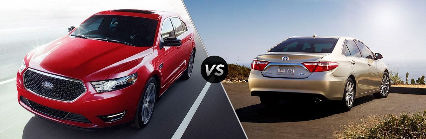 2018 Ford Taurus vs 2018 Toyota Camry