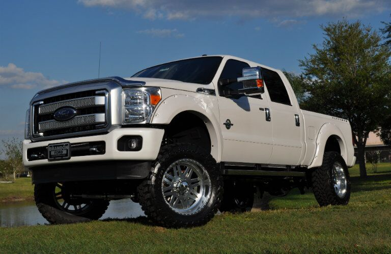 Bf Customs Lifted Ford Truck
