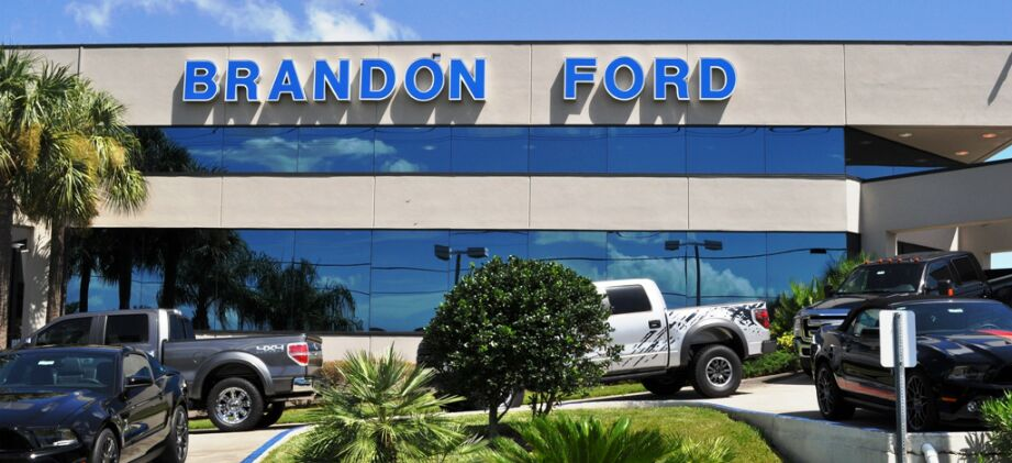 Tampa Florida Ford Dealership Brandon Ford