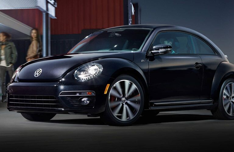 2016 Volkswagen Beetle Black Paint Color