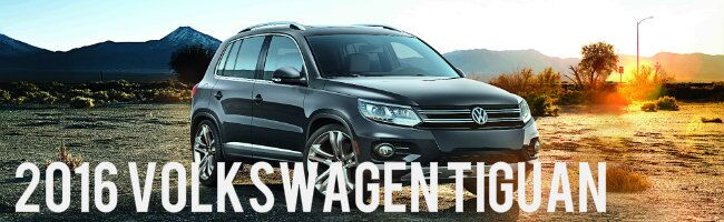 2016 Volkswagen Tiguan Ramsey NJ