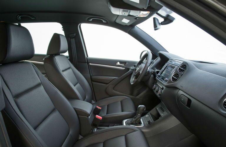 2016 Volkswagen Tiguan Interior Front Seats