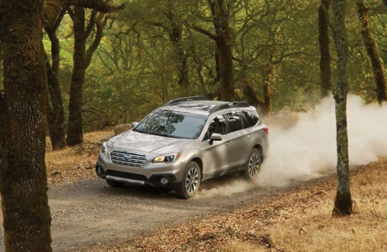 2016 Subaru Outback Towing Capability