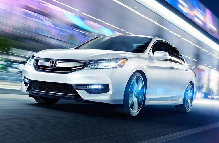 2016 Honda Accord Compared to Passat
