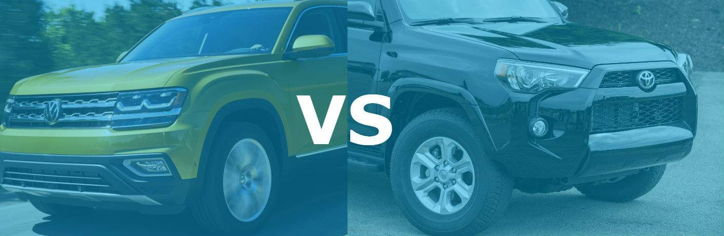 2018 Volkswagen Atlas vs 2018 Toyota 4Runner_o