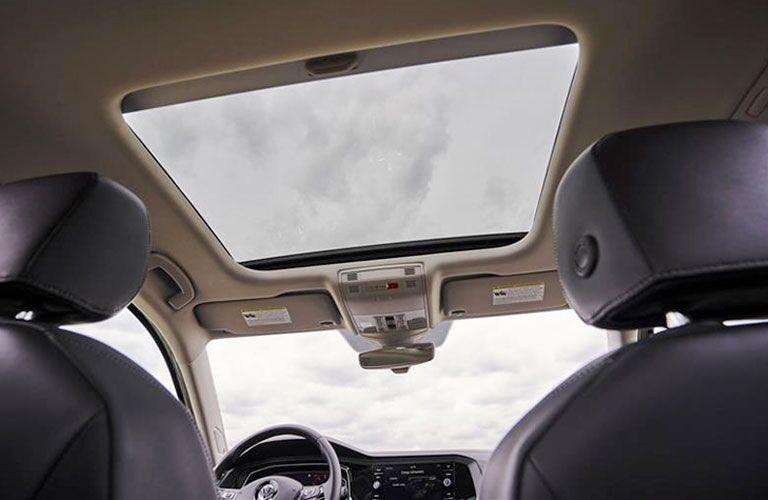 2020 Volkswagen Jetta sunroof