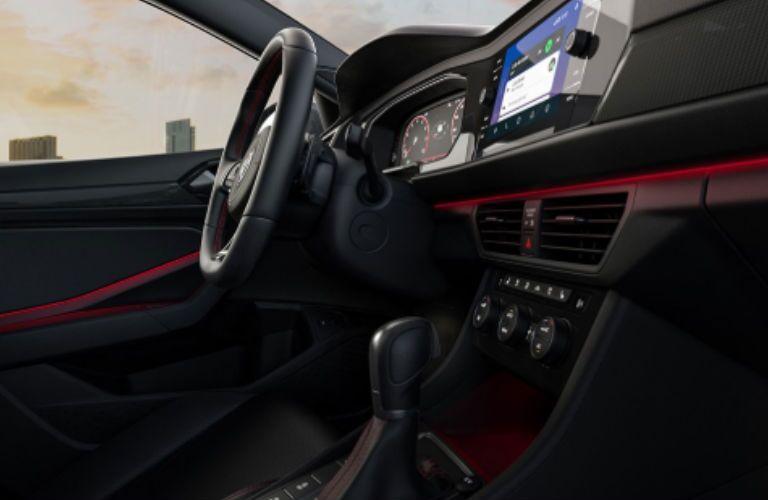 2020 Volkswagen Jetta GLI dashboard