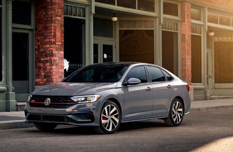 2020 Volkswagen Jetta GLI in gray