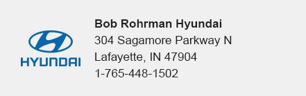 Bob Rohrman Hyundai