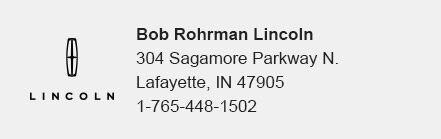Bob Rohrman Lincoln