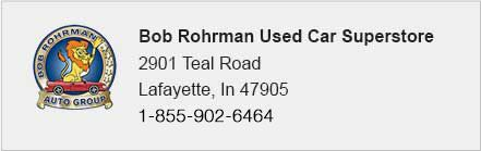 Bob Rohrman Used Car Superstore