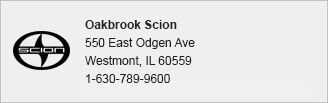 Oakbrook Scion in Westmont