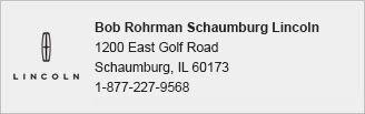 Bob Rohrman Schaumburg Lincoln